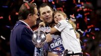 Tom Brady leaving New England Patriots after 20 years