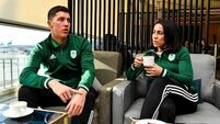 Darragh Greene: 'It's the biggest of all possible roadblocks but we have to adapt as we always do'