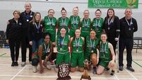 Cork starlets lead Trinity Meteors to Division One title