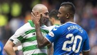 Sunday's Old Firm postponed as Scottish football announces immediate suspension