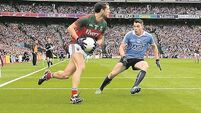 Mayo record against Dublin 'a monkey on the back'