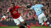 Anthony Martial and Scott McTominay net as Man United seal league double over City