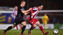 First-half goals fire St Pat's to deserved win