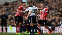 Tottenham victorious over Southampton despite missing Harry Kane