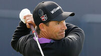 Padraig Harrington: A links golf course gives me an advantage