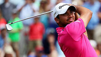 Jason Day 'pretty happy' despite late stumble at Sawgrass