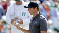 Rory McIlroy to have scan on his back