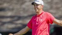 Justin Thomas breaks another record with lowest 36-hole total