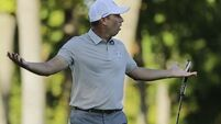 Sergio Garcia leads after second round in Dubai