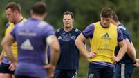 Munster confirm Erasmus will leave them in December