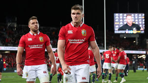 Lions fly-half Owen Farrell reflects on 'weird' end to Test series