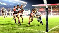 Leicester Tigers v Glasgow Warriors - European Champions Cup - Pool 1 - Welford Road