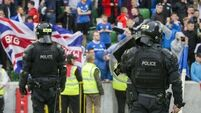 Scottish police are urging Linfield and Celtic fans to stay 'focused on the football'