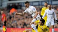 Manchester city close in on deal for Tottenham's Kyle Walker