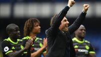 Antonio Conte promises to 'work even harder' after improving Chelsea deal
