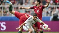 Portugal come back to claim third place in fiery extra-time clash with Mexico