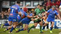 Scarlets ease past Connacht to seal PRO12 play-offs spot