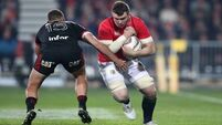 Lion's Peter O'Mahony omitted completely from squad to play All Blacks on Saturday