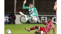 Rovers on the rampage as five-star Burke sinks Cork City