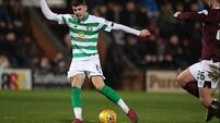Christie curls in late winner as Celtic edge past Saints to reach cup semi-final