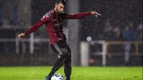 Bohs defy elements on night of woe for Waterford