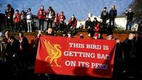 A Rebel Red: Lifelong Liverpool fan Billy Murphy heads to Anfield