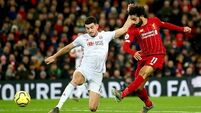 Salah keeps Reds on course to end three decades of pain
