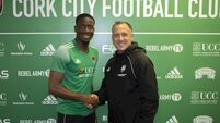 Arsenal's Joseph Olowu joins Cork City on loan