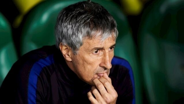 Setien's Barcelona dream turning nightmarish