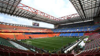 Coronavirus: Inter Milan's Europa League match to be played behind closed doors
