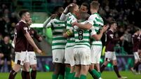 Celtic cruise as Rangers lose on pivotal night in title race