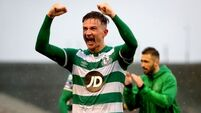 Hoops claim dramatic victory in Dublin derby despite difficult conditions