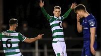 Rhys Marshall shines as Shamrock Rovers cruise to victory