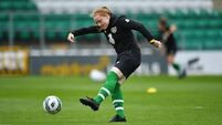 'I've no doubt that I'm good enough' for Bundesliga says Ireland's Amber Barrett