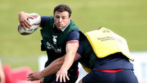 Robbie Henshaw: All Blacks don't overstep the physical boundaries