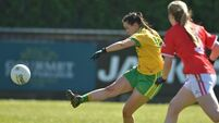 See Donegal's stunning goal in the Ladies Football Division 1 final