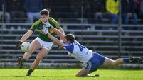 Dogged Monaghan bag vital two points in Killarney