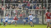 Rebels record comfortable eight-point win over off-colour Waterford