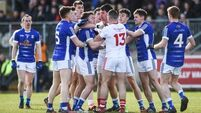 Tyrone come back from four-point deficit at the break to send Cavan into relegation dogfight