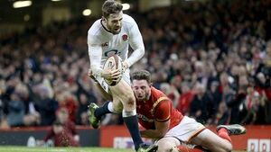 Wales lead with four minutes to go before losing to late England try