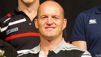 Gregor Townsend takes a dig at Ronan O'Gara on Twitter