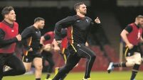 George North returns from leg injury to Wales' team for Scotland clash