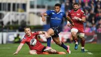 Leinster lose out to Scarlets at the RDS