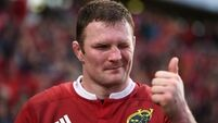 Rassie Erasmus: Donnacha 10 times more a Munster man than I will ever be