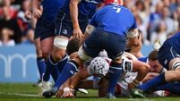 Leinster lose top spot after Ulster defeat