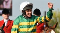 Barry Geraghty fit for Aintree action and planning Fairyhouse return on Sunday
