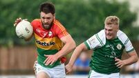 Carlow secure qualifier spot after close battle with London