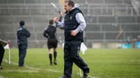 'I've had a look at a box in Croke Park': Davy Fitzgerald may stay in the stands for Leinster final