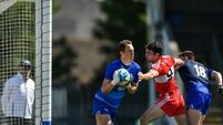 Derry have to rely on Danny Heavron goal to get past Waterford in the qualifiers
