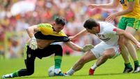 Tyrone destroy Donegal to claim place in Ulster final